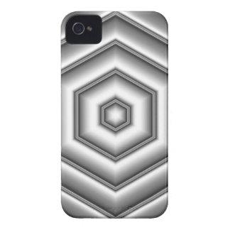 Case mate moderna abstrata para Iphone4 4s Capa Para iPhone 4 Case-Mate