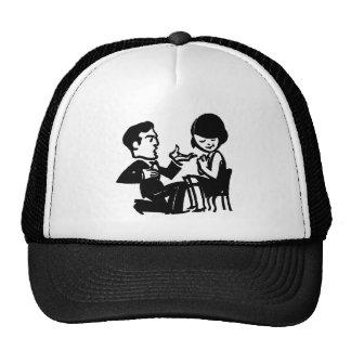 Case-me chapéu/boné boné