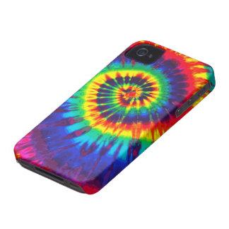 Casemate colorido do iPhone 4 da Laço-Tintura Capinhas iPhone 4