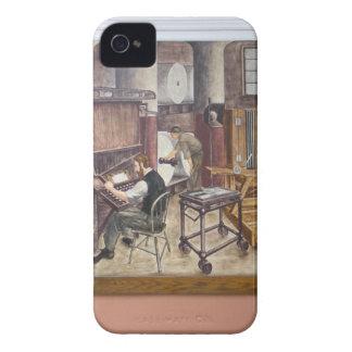 CaseMate do iPhone 4 do ~ das pinturas murais 7 de Capinhas iPhone 4
