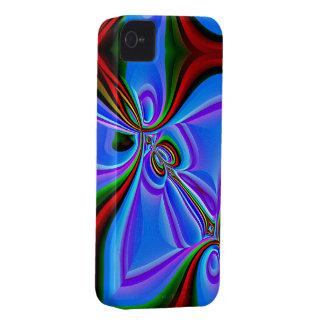 CaseMate do iPhone 4 do ~ de Wild Blue Yonder Capas Para iPhone 4 Case-Mate