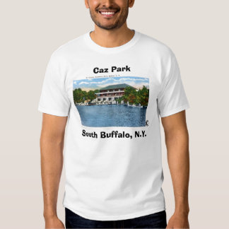 Casino/docas do parque de Caz Camiseta