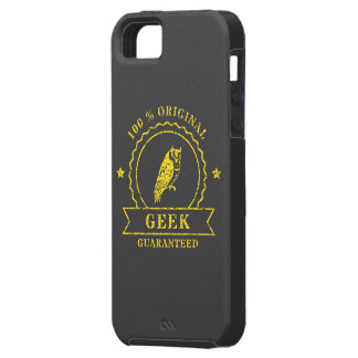 Caso 100% do iPhone 5/5S do geek Capa Tough Para iPhone 5