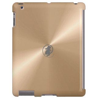 Caso à moda original do iPad do impressão do Nacre Capa Para iPad