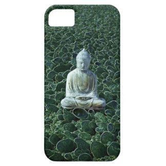 Caso abstrato de Digitas Buddha iPhone5 Capas Para iPhone 5