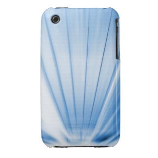Caso abstrato do blackberry curve do design capa para iPhone 3
