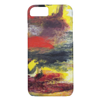 Caso abstrato do iPhone 7 Capa iPhone 7