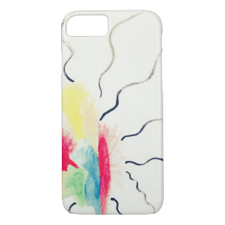 Caso abstrato original capa iPhone 7