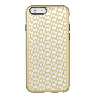 Caso animal do iPhone 6 do brilho da pena do Capa Incipio Feather® Shine Para iPhone 6