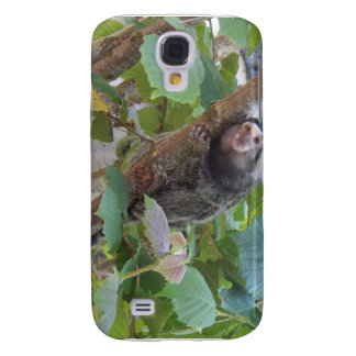 Caso animal macro de Photgraphy Capas Personalizadas Samsung Galaxy S4
