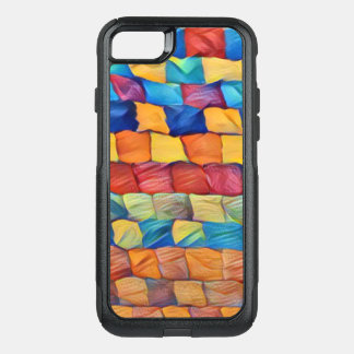 Caso artística do iPhone 7 Capa iPhone 7 Commuter OtterBox