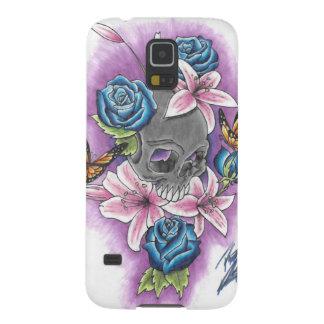 Caso bonito de SamsungGalaxy 5s da morte mal lá Capinha Galaxy S5