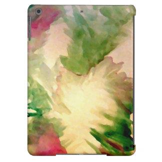Caso bonito do iPad dos presentes do dia das mães Capa Para iPad Air