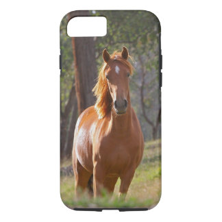 Caso bonito do iPhone 6 do cavalo para amantes do Capa iPhone 7