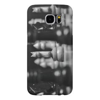 Caso: Cavaleiros feitos da madeira. Xadrez Capas Samsung Galaxy S6