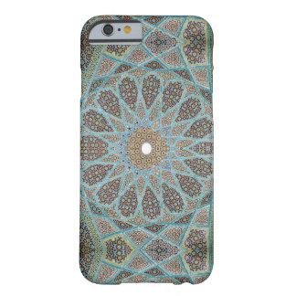 Caso cerâmico marroquino do teste padrão capa barely there para iPhone 6