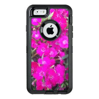Caso cor-de-rosa do iPhone 6/6s do defensor de