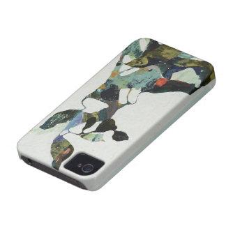 caso da arte capa para iPhone 4 Case-Mate