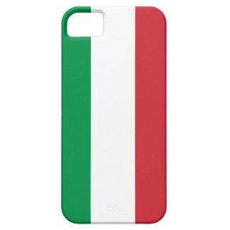 Caso de IPhone 5 com a bandeira de Italia Capa Para iPhone 5