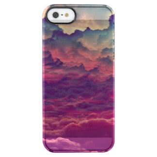 Caso de İphone 5/s Özel - cobrir Capa Para iPhone SE/5/5s Transparente