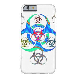 Caso de IPhone 6 do Biohazard Capa Barely There Para iPhone 6