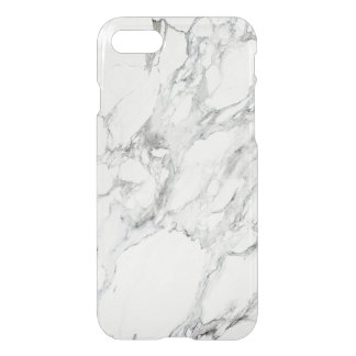 Caso de mármore claro do iPhone 7 Capa iPhone 7
