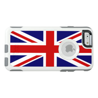 Caso de Otterbox Iphone 6/6s da bandeira de Union