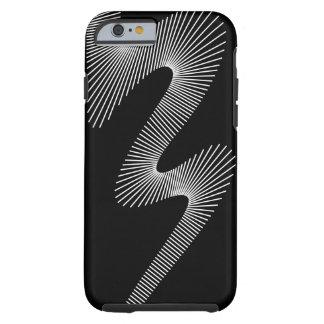caso desequilibrado do telemóvel do iPhone 6/6s Capa Tough Para iPhone 6