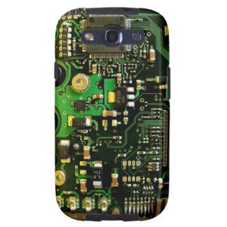 Caso do conselho de circuito eletrônico para a capa personalizadas samsung galaxy s3