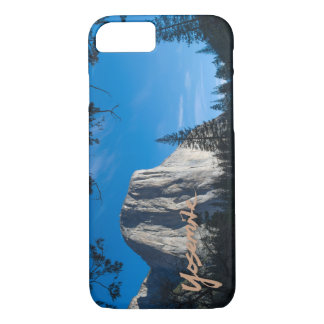 Caso do EL Capitan Yosemite Smartphone Capa iPhone 7