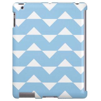 Caso do iPad 2/3/4 dos azul-céu do limão de Capa Para iPad