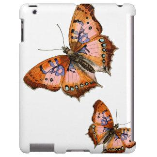 caso do iPad, borboletas do Victorian Capa Para iPad