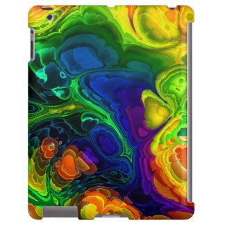 Caso do iPad da arte 16 do Fractal Capa Para iPad