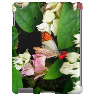 Caso do iPad da borboleta Capa Para iPad