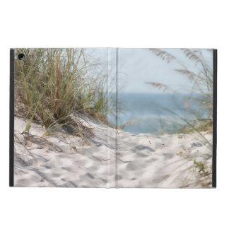 Caso do iPad da cena da praia