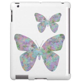 caso do iPad do céu da borboleta Capa Para iPad