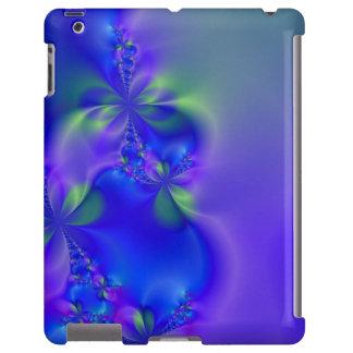 Caso do iPad do ~ do Fractal 44 Capa Para iPad