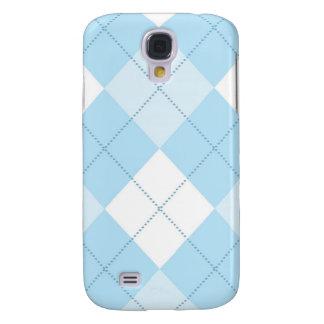 caso do iPhone 3G - Argyle QUADRADO - ITS-A-BOY Capa Samsung Galaxy S4