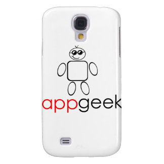 Caso do iPhone 3G do geek do App Capas Personalizadas Samsung Galaxy S4