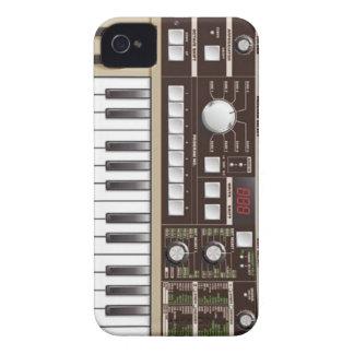 Caso do iPhone 4/4S de Synth Capa Para iPhone 4 Case-Mate