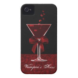 Caso do iPhone 4G do cocktail do vampiro Capa Para iPhone
