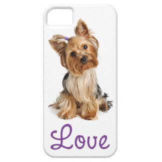 Caso do iPhone 5 do cão de filhote de cachorro do Capa Para iPhone 5