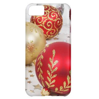 Caso do iPhone 5 do feriado de inverno dos Capa Para iPhone 5C