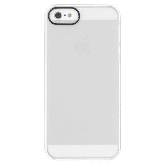 Caso do iPhone 5 do fosco do costume Capa Para iPhone SE/5/5s Permafrost®
