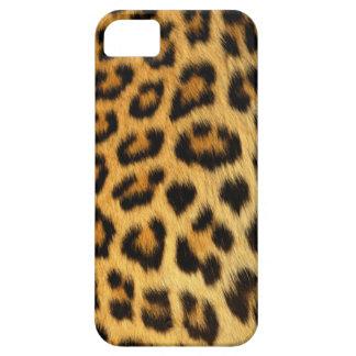 Caso do iPhone 5 do impressão do leopardo Capas Para iPhone 5