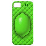 Caso do iPhone 5 do limão Capa Barely There Para iPhone 5