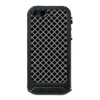 Caso do iPhone 5 do teste padrão do diamante Capa Incipio ATLAS ID™ Para iPhone 5