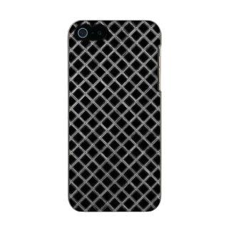 Caso do iPhone 5 do teste padrão do diamante Capa Incipio Feather® Shine Para iPhone 5