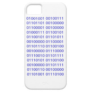 caso do iPhone 5 - geek Capa Barely There Para iPhone 5