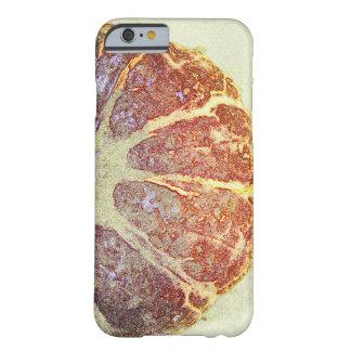 Caso do iPhone 6/6s da tanjerina Capa Barely There Para iPhone 6